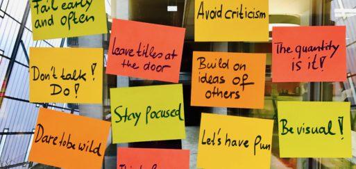 Design Thinking Training im März