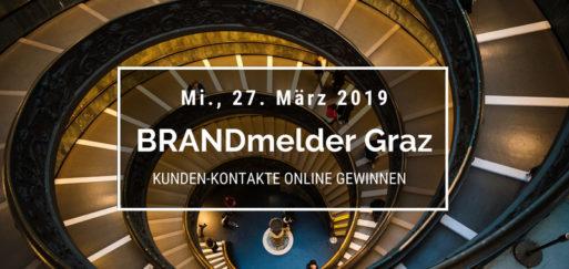 27. März: BRANDmelder