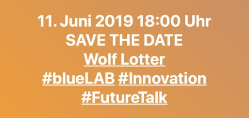 Future Talk mit Wolf Lotter