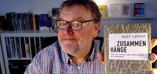 05. Oktober: Buchpräsentation mit Wolf Lotter